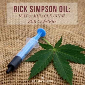 Rick Simpson oil is a medical marijuana tincture that can be applied topically or internally. Some people claim it cures cancer. It's named for the person that accidentally discovered how to create an oil out of the vapor of marijuana leaves. But what does the research say about it? And will using it get you sky high? Discover more about Rick Simpson oil....