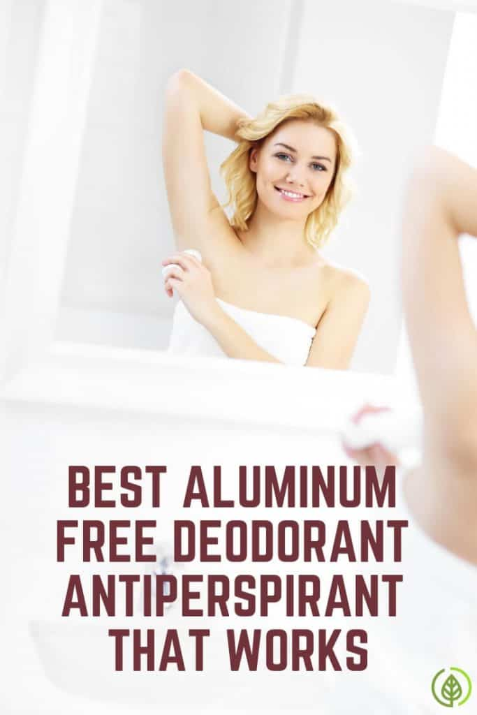 Finding an aluminum-free antiperspirant is tricky. Other the other hand, finding an all-natural deodorant is easy. Learn more about about aluminum free deodorant antiperspirant options.