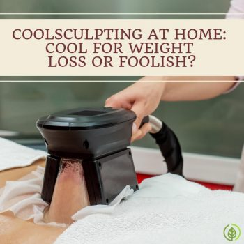 Can you really freeze your fat at home and lose weight? Instead of doing it under the supervision of a professional, more people are trying coolsculpting at home. But does it work? And more importantly, is it safe?