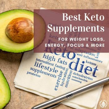 There are many health benefits to eating a low carb diet. But for some people, it's hard to stick with. Fortunately, some of the best keto supplements make it easier for the body to get into ketosis.