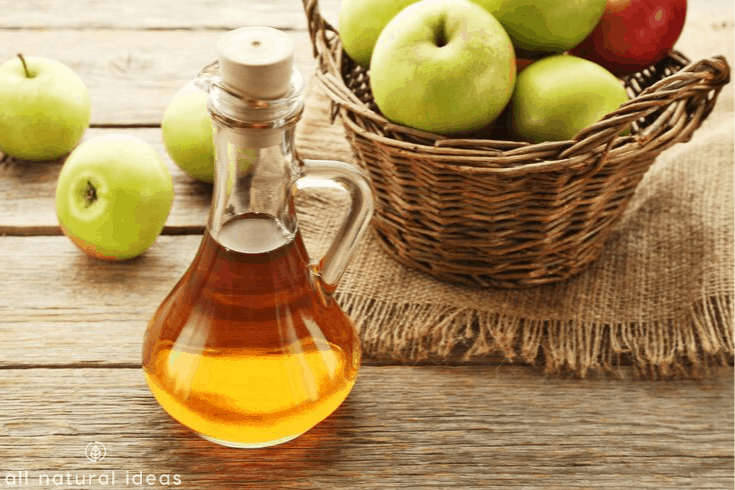 apple cider vinegar for bath