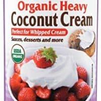 Let's Do...Organic Heavy Coconut Cream, 13.5 Ounce Can