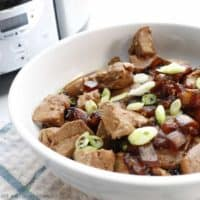 Chicken Adobo (Slow Cooker)
