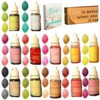 Natural Skin Safe Food Coloring