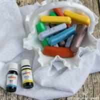 How To Make Bathtub Crayons